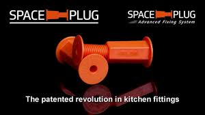 Fixing Kitchen Cabinets Screwfix Space Plug Kitchen Cabinet Space Plugs Youtube