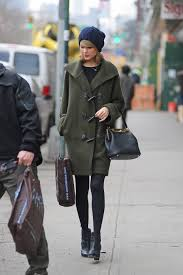 moto style boots taylor swift u0027s leather moto jacket and ankle boots out in new york