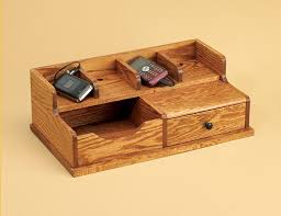 diy wood charging station charging station