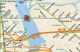 The L Train Map How To Commute Between Brooklyn And Manhattan After The L Train