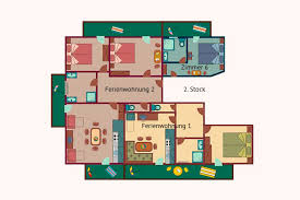 Holiday House Floor Plans Comfy Holiday Apartments In Radstadt Salzburger Land