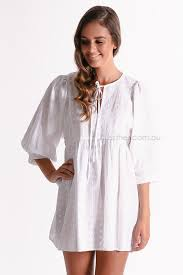 online women s boutique peggy tunic white esther clothing australia and america usa