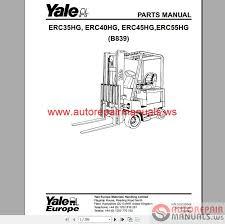 yale forklift service manual 28 images yale forklift set pdf