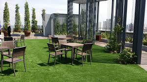Lawn Free Backyard Free Images Landscape Grass Lawn Rooftop Cottage Backyard