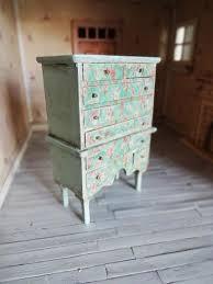 bedroom bureau dresser miniature dollhouse bedroom bureau dresser chest of drawers