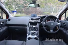 peugeot expert interior peugeot 3008 mk1 facelift 2014 interior image 7915 in malaysia