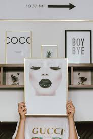 the easy way to redecorating your home with prints u2022 couturezilla