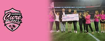finding a cure one touchdown at a time central florida lifestyle