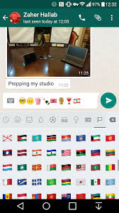 champagne emoji sign of the horns whatsapp adds dozens of new emojis on android