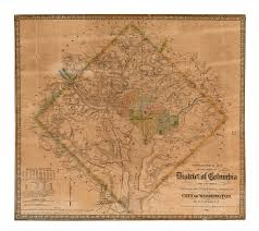 Map Of Washington D by The Foundation Of A Capital Early Maps Of Washington D C Swann