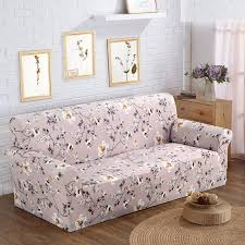 floral sofa abstract sunshine floral sofa cover slip resistant stretchy sofa