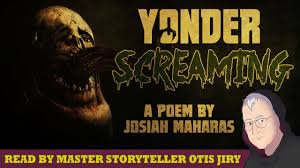 Scary Poems For Halloween Yonder Screaming