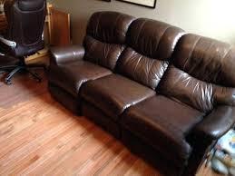 Lazy Boy Leather Reclining Sofa Lazy Boy Recliner Sofas Adrop Me