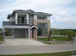 Home Design Double Story Proposed Elegant Double Storey House Home Design
