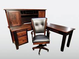 Custom Office Furniture by Office Furniture Amish Furniture Gallery Custom Built Solid