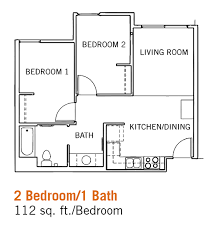 2 bedroom 1 bath house plans 2 bedroom floor plans internetunblock us internetunblock us