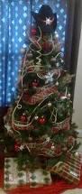 cowboy christmas tree holiday ideas pinterest cowboy