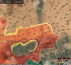 Syria Live Map by Syrian Army Completely Cuts Mercenary Terrorists U0027 Supply Routes In