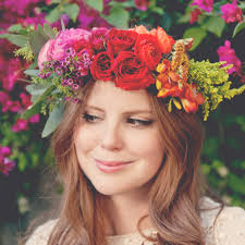 flower crowns these 50 diy flower crowns will make all your fairy tales come true