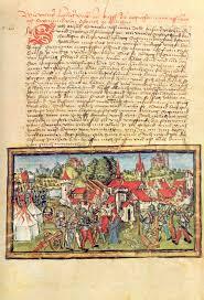 siege swiss the swiss besiege the then habsburg city of diessenhofen in 1460