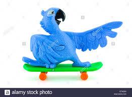film blu thailand bangkok thailand february 24 2015 blu the blue macaws on stock