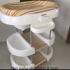 Mothercare Changing Table Mothercare Baby Changing Station Bath Tub Babies