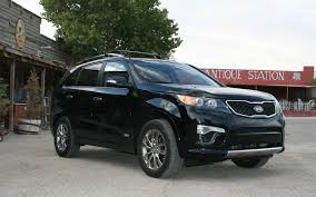 2011 kia sorento reviews and rating motor trend