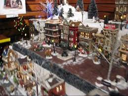 department 56 in the city series display