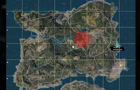 Dropper Map Playerunknown U0027s Battlegrounds How To Master The Circle And Never