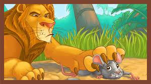 lion mouse abcmouse aesop u0027s fables series