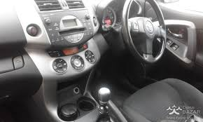toyota rav 4 2008 suv 2 2l diesel manual for sale larnaca