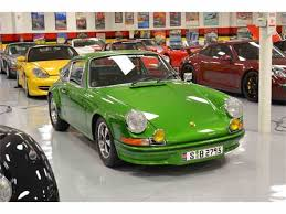1973 porsche rs for sale 1973 porsche 911 for sale on classiccars com 10 available