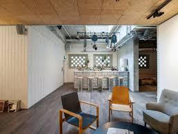 Exterior Home Design Studio by Ace Hotel London 7th Floor Universal Design Studio Week Award
