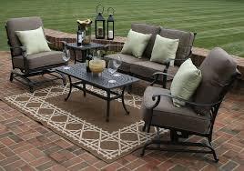 patio inspiring outdoor seating sets patio conversation sets