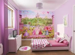 Cartoon Wall Painting In Bedroom Kids Bedroom Wall Paint Ideas Adhome