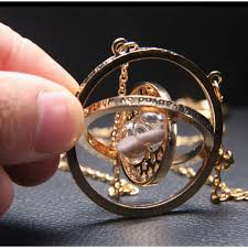 hermione necklace time images Time turner harry potter hermione granger rotating hourglass jpg