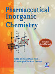 pharmaceutical inorganic chemistry includes lab manual pb buy