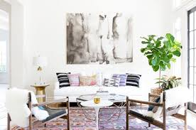 how to decorate with large indoor plants mydomaine