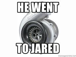 He Went To Jared Meme - he went to jared meme generator went best of the funny meme