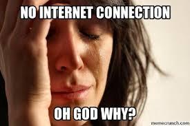 Internet Connection Meme - image jpg