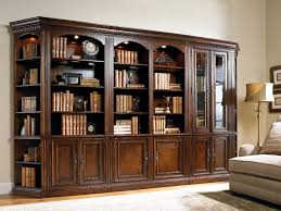 oak bookcases with glass doors antique oak bookcase with leaded glass doors hooker furniture