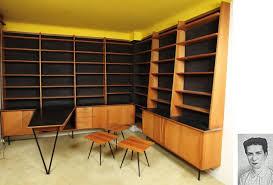 ensemble bureau biblioth ue bibliothèque d angle et bureau h 241 cm l 300 cm 228 cm