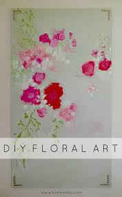 Diy Painting Walls Design Livelovediy 10 Diy Art Ideas Easy Ways To Decorate Your Walls