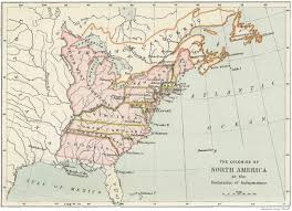 Virginia Colony Map by File1776 Bonne Map Of Louisiana And The British Colonies In North