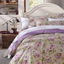 Country Style King Size Comforter Sets - discount peony comforter 2017 peony comforter set on sale at