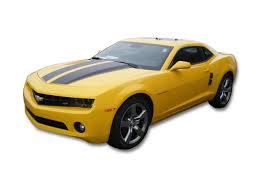 gm chevy camaro code 34 rally sunburst yellow base clear car kit
