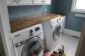 table top washer dryer laundry room storage bower power