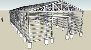 How To Pole Building Construction by Pole Barn Plans