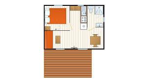 mobil home 1 chambre mobil home 1 chambre cing tahiti la grande côte palais sur