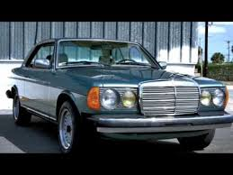 mercedes 300d coupe mercedes 300cd w123 turbodiesel coupe